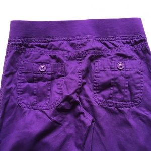 Children's Place Fold Over Active Pants Size 12